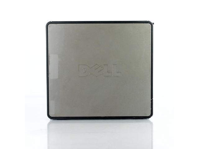 Refurbished: Dell Optiplex 780 SFF Core 2 Duo E8400 3.0GHz 4GB 160GB Win 7 Pro