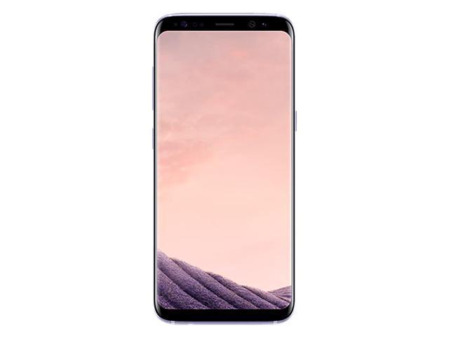 Samsung Galaxy S8 G950F 64GB Unlocked GSM Phone w/ 12MP Camera - Orchid Gray
