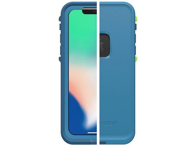 LifeProof FRE Case For iPhone X - Banzai Blue