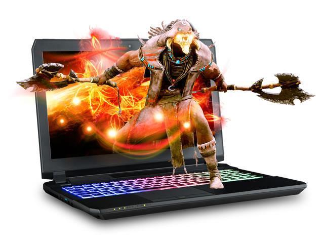 PROSTAR Clevo Gaming Laptop P650HP3 15.6