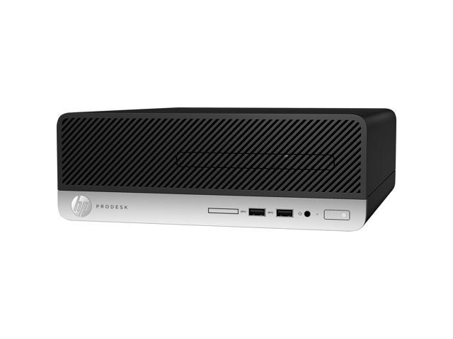 HP ProDesk 400 G4 Small Form Factor Desktop Computer Intel Core i3-7100 3.9 GHz 4 GB DDR4 500 GB HDD Windows 10 Pro 64-bit