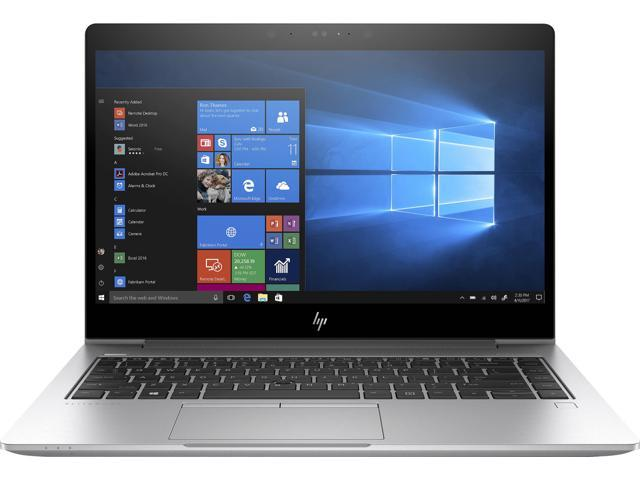"HP EliteBook 840 G5 14"" LCD Notebook - Intel Core i5 (8th Gen) i5-8250U Quad-core (4 Core) 1.60 GHz - 8 GB DDR4 SDRAM - 256 GB SSD - Windows 10 Pro 64-bit (English) - 1920 x 1080 - Sure View, IPS Tech"