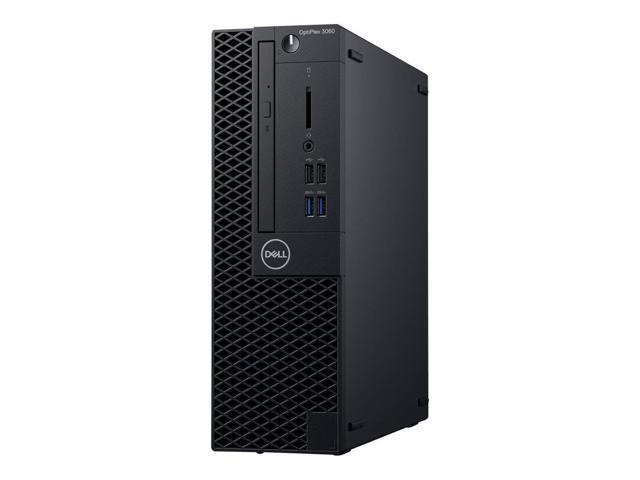 DELL Desktop Computer OptiPlex 3060 (KM82W) Intel Core i5 8th Gen 8500 (3.00 GHz) 8 GB DDR4 256 GB SSD Intel UHD Graphics 630 Windows 10 Pro 64-bit