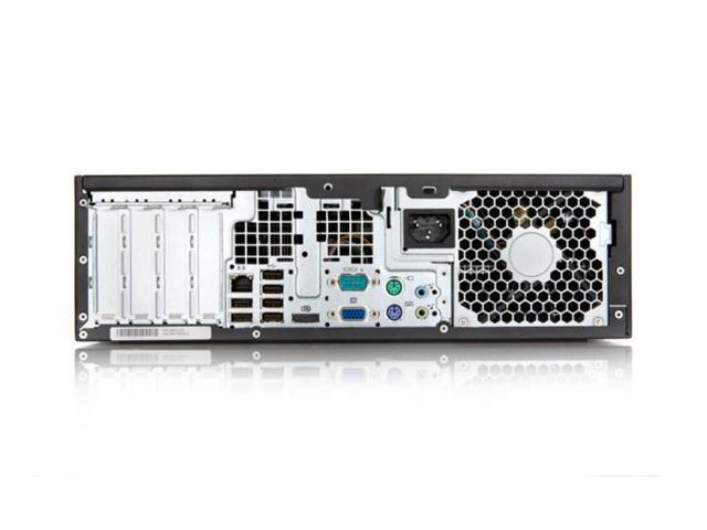 Refurbished: HP Compaq 8200 Elite SFF PC Intel Core i5 3.1GHz 4GB RAM 320GB HDD Windows 7 Pro
