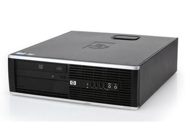 Refurbished: HP Compaq 8200 Elite SFF PC Intel Core i5 3.1GHz 4GB RAM 320GB HDD Windows 7 Pro