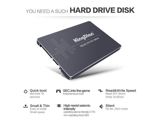 "KingDian Killer Series S200 60GB SSD 2.5"" 60GB SATA III Internal Solid State Drive (SSD)"