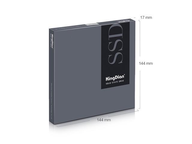 """KingDian S280 2.5"""" 240GB SATA III TLC Internal Solid State Drive (SSD) S280240GB"""