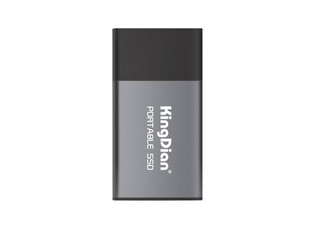 KingDian P10 Portable 240GB USB 3.0 To Type C External Solid State Drive SSD
