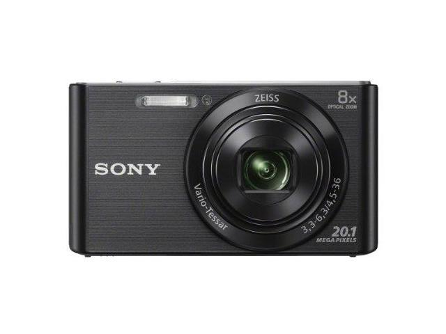 Sony DSC-W830/B Digital Camera (Black)