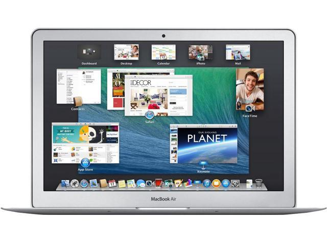 Refurbished: Apple A Grade Macbook Air 13.3-inch 1.4GHZ Dual Core i5 (Early 2014) MD760LL/B 256 GB HD 4 GB Memory 1440 x 900 Display Mac OS X v10.12 Sierra Power Adapter Included - OEM