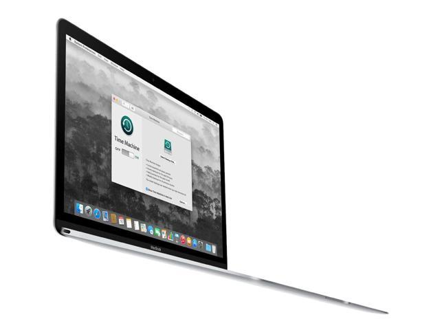 Refurbished: Apple A Grade Macbook 12-inch (Retina, Silver) 1.2GHz Core M (Early 2015) MF856LL/A 512 GB SSD 8 GB Memory 2304x1440 Display Mac OS X v10.12 Sierra Power Adapter Included - OEM