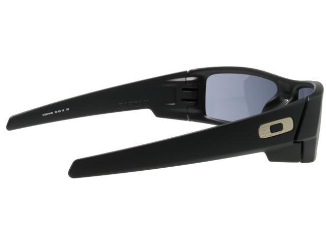 oakley gascan sunglass lenses  oakley gascan sunglasses oo9014 06 soft touch black with grey lens
