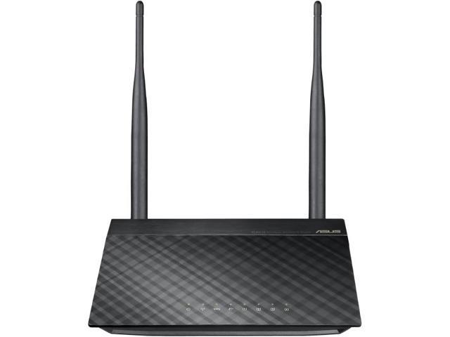 Refurbished: Asus Certified RT-N12/D1 802.11 N300 Router