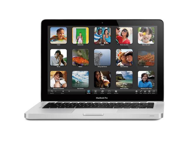 "Apple 13.3"" MacBook Pro 2.5GHz Intel i5 Laptop 4 GB Memory 500 GB HDD (Mid 2012)"