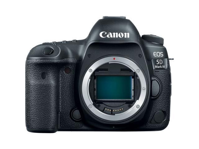 Canon EOS 5D Mark IV DSLR Camera (Body Only) International Model