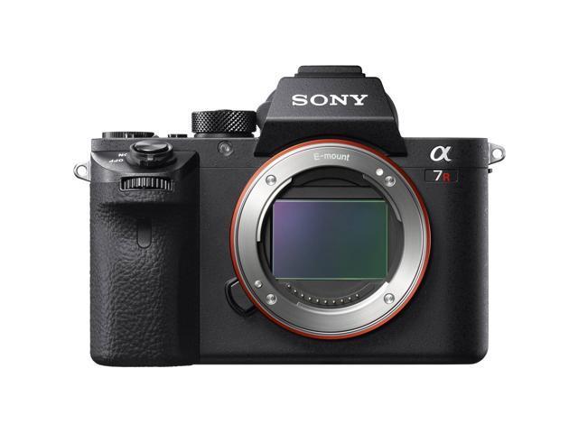 Sony Alpha a7R II Mirrorless Digital Camera (Body Only) International Model