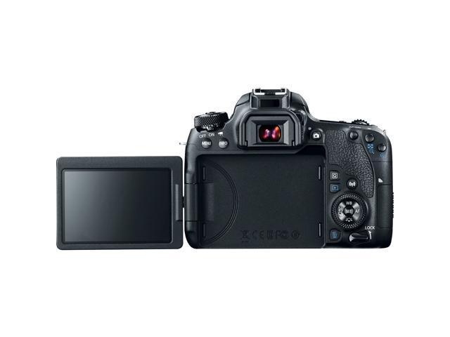 Canon EOS 77D DSLR Camera (Body Only) - International Version