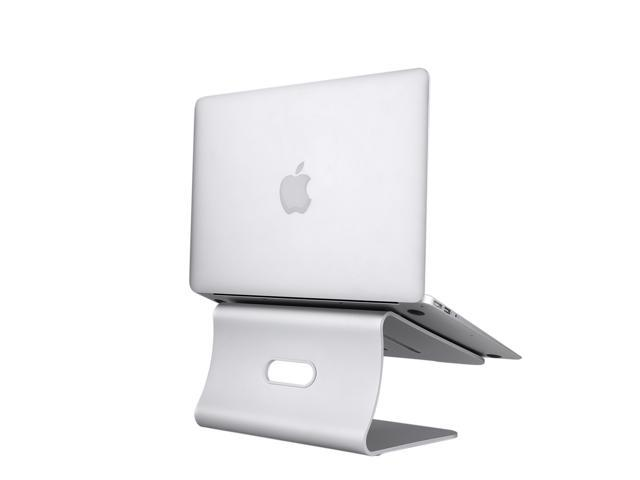 Spinido Laptop Stand Exquisite Cooling Tablet Holder Station for Apple Macbook Air and All Notebooks(Sliver)
