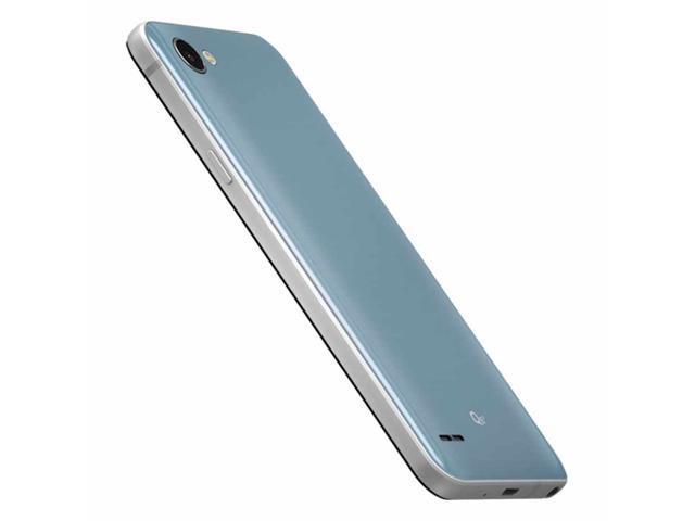 "LG Q6 32GB US700 GSM Factory Unlocked 4G LTE 5.5"" IPS LCD 3GB RAM 13MP Camera Phone - Platinum - USA Warranty"