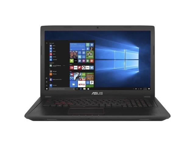 "ASUS Gaming (FX) FX73VE-WH71 17.3"" Intel Core i7 7th Gen 7700HQ (2.80 GHz) NVIDIA GeForce GTX 1050 Ti 8 GB DDR4 Memory 1 TB HDD Windows 10 Home 64-Bit Gaming Laptop"