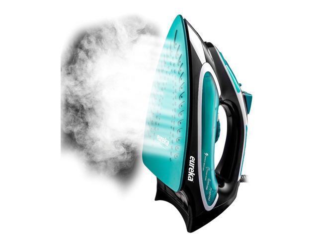 Eureka Razor Powerful Steam Iron ,Burst Super Hot 1500 Watt Iron Aqua Pouch Incl