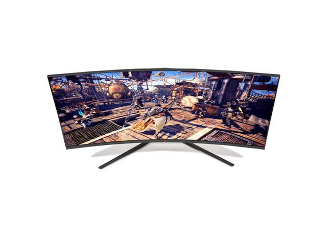 """Deco Gear 35"""" Curved Ultrawide LED Gaming Monitor Full HD Display 21:9 2560x1080"""