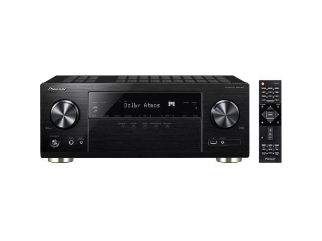 Pioneer VSX-932 7.2-Channel Network AV Receiver with Ultra HD Pass-through with HDCP 2.2