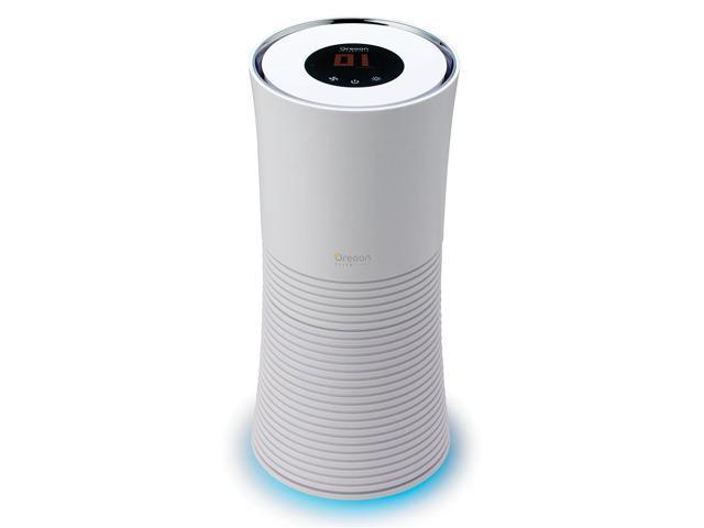 Oregon Scientific WS907N/BOXW Nano-Technology Room Air Sanitizer- White