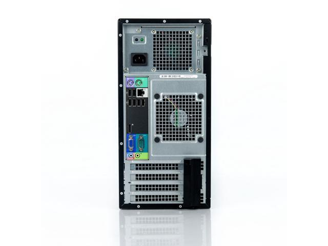 Refurbished: DELL Optiplex 790 Desktop Computer Intel Core i3 2nd Gen 2120 (3.3 GHz) 8 GB RAM/500 GB HDD/DVD-RW Windows 10 Pro 64-Bit