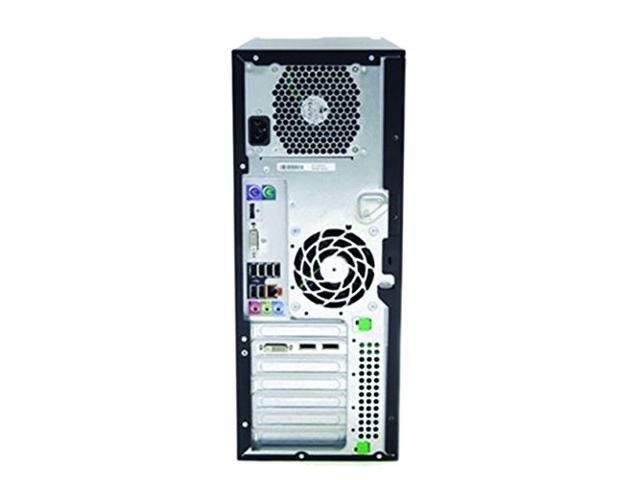 Refurbished: HP Z200 Workstation- Intel Quad Core i5 750 / 2.66 GHz- 16GB DDR3 RAM- 2TB HDD- DVD-RW- Nvidia Quadro 600 1GB PCI-E Video Card- Windows 10 Pro 64-Bit