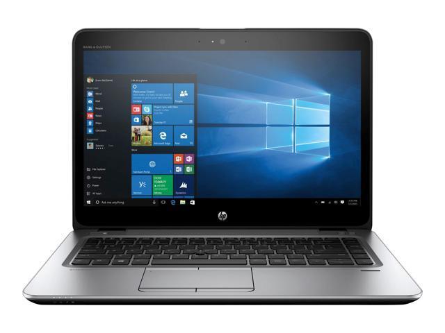 "HP EliteBook 840 G3 14"" Notebook - Intel Core i5 (6th Gen) i5-6200U Dual-core (2 Core) 2.30 GHz - 8 GB DDR4 SDRAM - 128 GB SSD - Windows 7 Professional 64-bit (English) upgradable to Windows 10 Pro -"