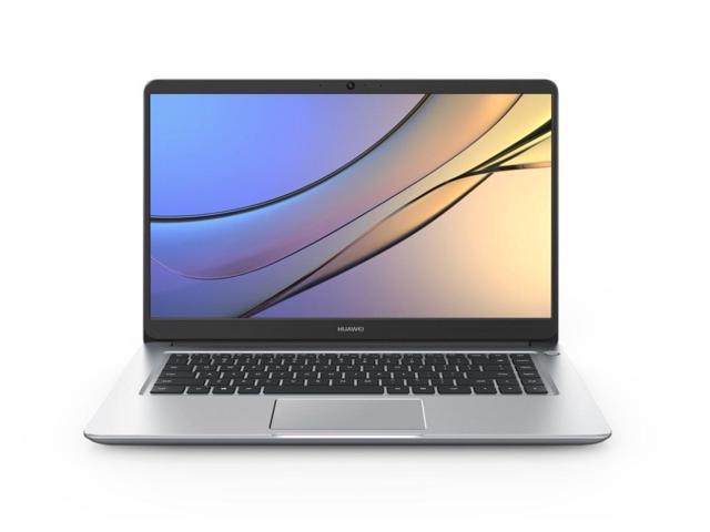 "Huawei MateBook D Intel Core i7 8th Gen 8550U (1.80 GHz) 16 GB Memory 1 TB HDD 256 GB SSD NVIDIA GeForce MX150 15.6"" Windows 10 Home 64-Bit laptop - 53010BLA"