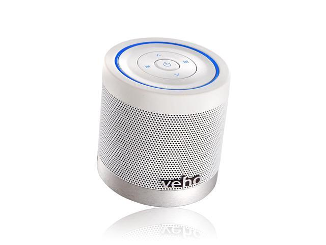 Veho M-4 Bluetooth Portable Rechargeable Speaker (White)
