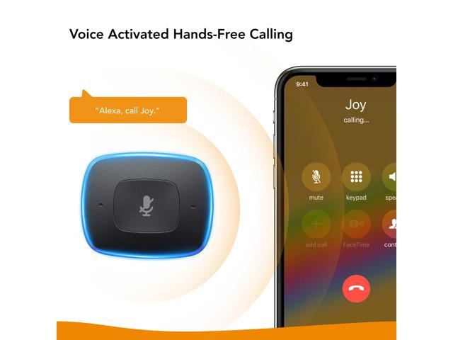 Roav VIVA, by Anker, Alexa-Enabled 2-Port USB Car Charger for In-Car Navigation, Hands-Free Calling and Music Streaming (Spotify Available Soon). iPhone Users: Update to the latest iOS (11.3)