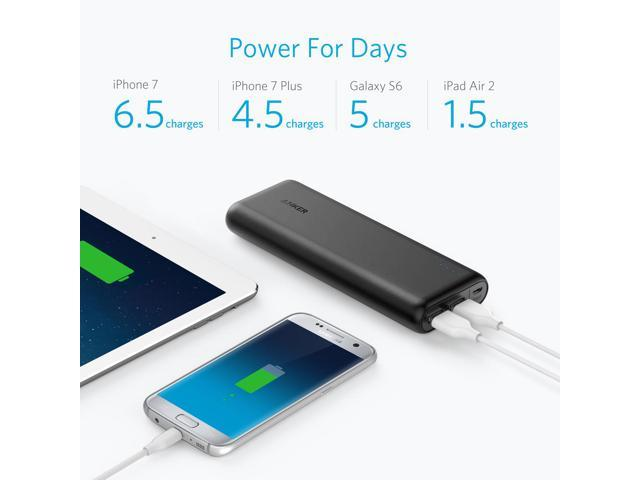 Anker PowerCore 20100 - Ultra High Capacity Power Bank with 4.8A Output, for iPhone, iPad and Samsung Galaxy