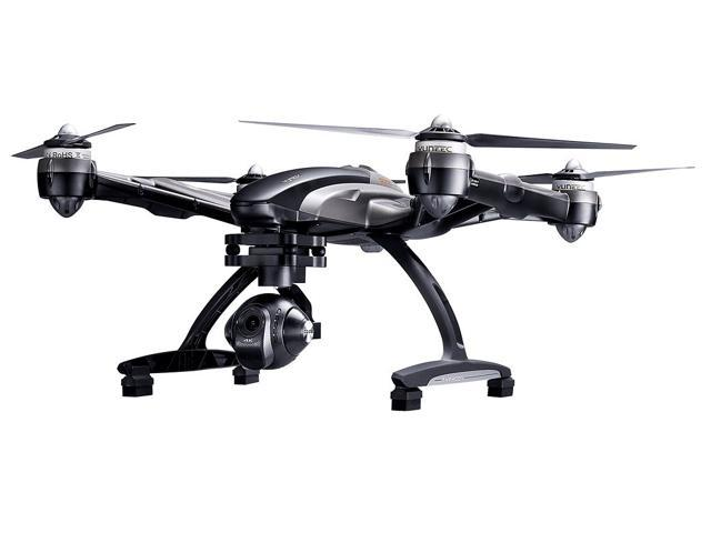 Refurbished: Yuneec Typhoon Q500 4K Quadcopter with CGO3 4K 3-Axis Gimbal Camera, Steady Grip and Li-Po Battery, ST10+ Transmitter Included