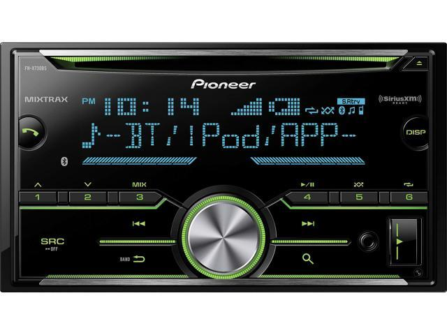 Pioneer FH-X730BS CD Receiver