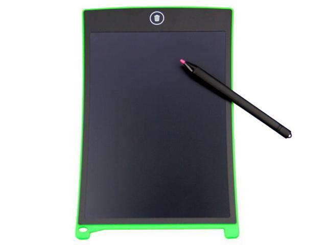 "Tritina 8.5"" Board LCD Graphics Drawing Tablet Mini Writing Tablet Writing Board as Whiteboard Bulletin Pad Memo Board With stylus((Green)"