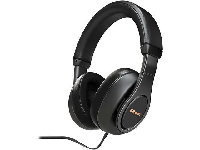 Klipsch Reference Over-Ear Headphones - Black