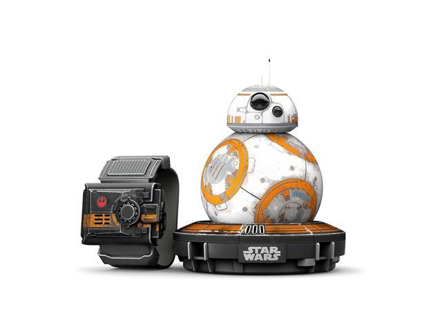 SEALED SPHERO STAR WARS SPECIAL EDITION BB-8 APP-ENABLED DROID WITH FORCE BAND