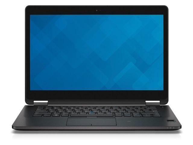 Refurbished: Dell Latitude 14 E7470 Intel Core i5-6300U 8GB DDR4 256GB SSD FHD 1080p Windows 10 Pro + Smart Card Reader - OEM