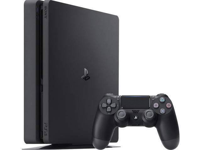 Refurbished: Sony PlayStation 4 Slim 500GB Console - Uncharted 4 Bundle