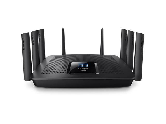 Refurbished: Linksys EA9500 Max-Stream AC5400 MU-MIMO Gigabit Router