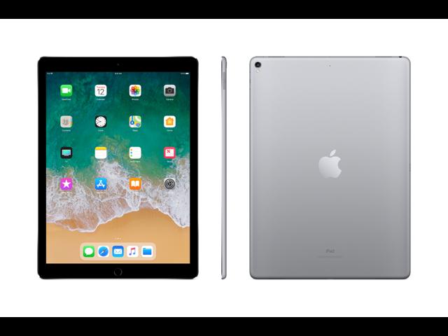 "Refurbished: Apple iPad Pro 2nd Generation 12.9"" 256GB Wi-Fi Mid 2017 Space Gray MP6G2LL/A"