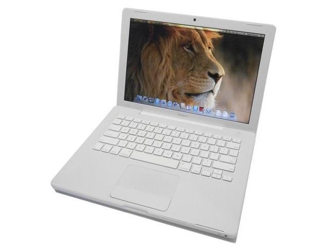 "Refurbished: Apple Macbook A1181 13"" OS X Lion 2GHZ C2D 2GB RAM 160GB HDD"