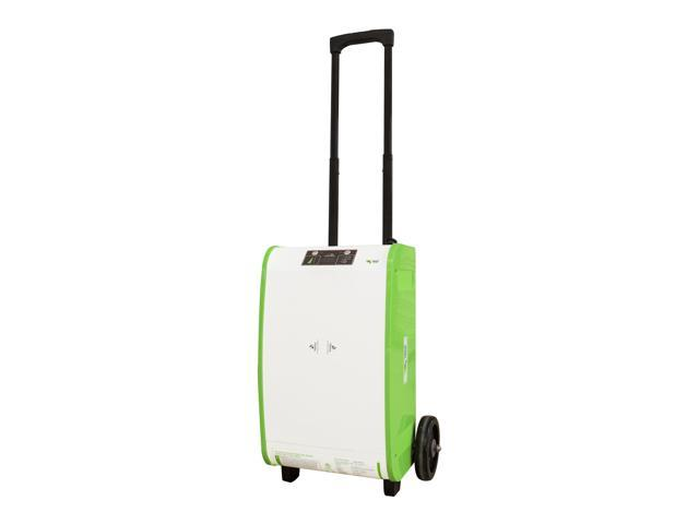 Nature PowerPak 1800-Watt Portable Solar Generator Starter Kit, for Off-grid, Tailgating, RV, Cabin, Emergency, Job site power