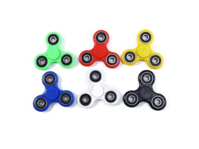 (5 Pack) Hand Spinner EDC Gyro Focusing Toy Finger Stress Reducer