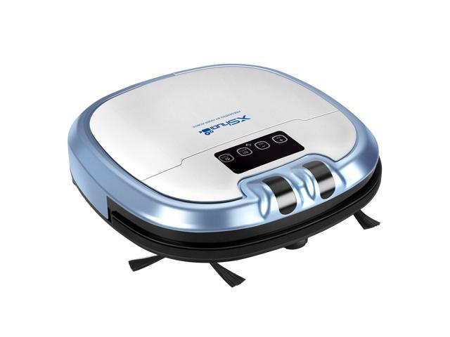 haier xshuai c3 smart robot vacuum cleaner. HAIER XSHUAI C3 Smart Robot Vacuum Cleaner Schedule Cleaning Auto-Charging With Camera Haier Xshuai H