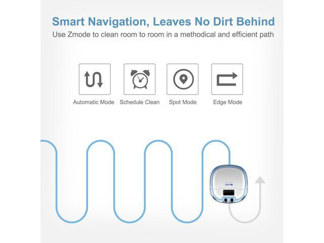 haier xshuai c3 smart robot vacuum cleaner. HAIER XSHUAI C3 Smart Robot Vacuum Cleaner Schedule Cleaning Auto-Charging With Camera Haier Xshuai