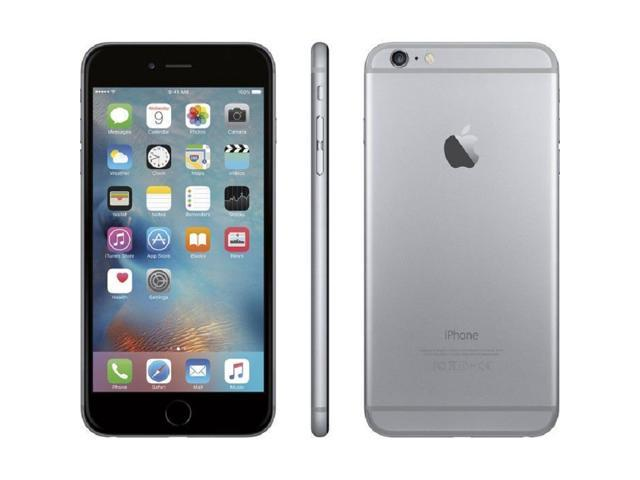 Refurbished: Apple iPhone 6 A1549 4.7'' GSM Unlocked Smartphone 64GB (A STOCK) - Grey